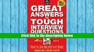 1225 Christmas Tree Lane By Debbie Macomber by Download Great Answers To Tough Interview Questions Martin John