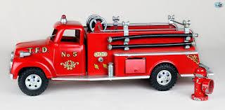 Piquant Original Vintage Tonka Tdf No Fire Truck Toy Original ...