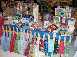Craft Ideas Sell On These Are What Katewares Look Like At A Local Christmas Fair