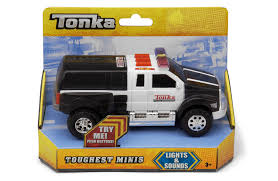 Tonka Toughest Minis Police SUV | Toy | At Mighty Ape NZ Mighty Ford F750 Tonka Dump Truck Is Ready For Work Or Play Tonka 6 Pack Minis Funrise Toysrus Toughest New Azoncomau Toys Games Large Yellow Steel Dumper Boys Toy Exc Cheap Big Find Deals On Line Fleet Tough Cab Drop Bin Garbage Rotating Cabin Online Australia Classic Vehicle Youtube Tonkas Mobile Tour Pro Motion By Shop