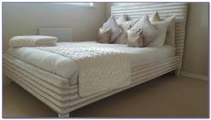 White Wooden Headboard Double by White Wooden Double Bed Headboard Headboard Home Decorating