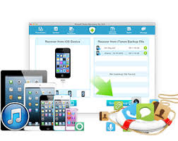 Kvisoft iPhone Data Recovery for Mac Recover Lost iOS Data from