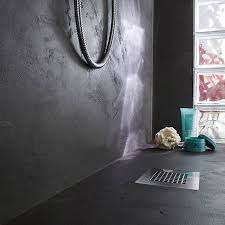 béton minéral mural gris ardoise 6kg castorama