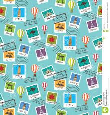 Travel Around The World Background Illustration 67572786