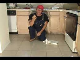 how to clean and seal tile floors