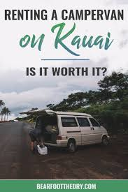 100 Truck Rental Maui RENTING A CAMPERVAN OR TRUCK CAMPER ON KAUAI IS IT WORTH IT