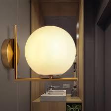 moderne wandleuchte glas wandleuchte leuchte licht luminaria abajur für badezimmer schlafzimmer licht e27 hause beleuchtung laras