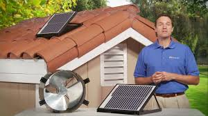 sunfan all purpose ventilator for tile roofs and crawl