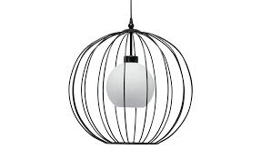 pendelleuchte 1 flammig metall schwarz schwarzø 50 len leuchten innenleuchten pendelleuchten höffner