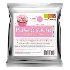 pâte à sucre pastel 250 g pâte à sucre scrapcooking arôme
