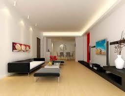 großer raum lange und schmale wohnzimmer 3d model