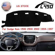 100 Truck Dash Covers US Car Mat Board Cover For Dodge Ram 1500 2500 3500