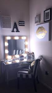 Makeup Desk With Lights Uk by Articles With White Makeup Table With Lights Tag Excellent Makeup