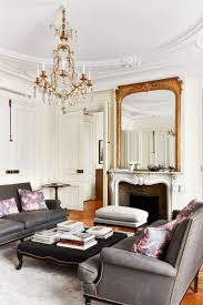 Living Room Best Parisian Decor Ideas Pinterest French Living