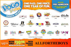 Phoenix Family Fun - $10 Discount Code For Pogo Pass — All ...