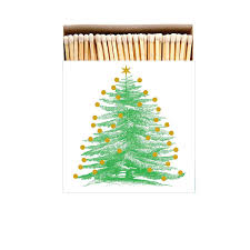FairyTrees Christmas Tree Artificial PINE Natural Green PVC
