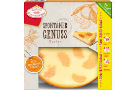 käse mandarinen kuchen to go coppenrath wiese käsekuchen