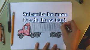 How To Draw An 18- Wheeler Transport Truck - Easy Drawing Lesson For ... Optimus Prime Truck Process Front View Drawing Vector Big Grill U Photo Bigstock Rhmarycathinfo How To Draw A Cool Semi Roadrunnersae Trailer Wiring Amp Wire Center Step 14 To A Mack 28 Collection Of Outline High Quality Free Pop Path At Getdrawingscom Free For Personal Use 2 And