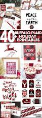 Christmas Tree Shop Flyer by Best 25 Plaid Christmas Ideas On Pinterest Christmas Wrapping
