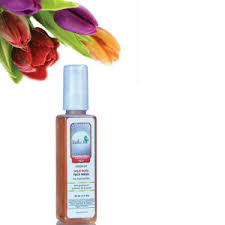 Organic Rose Face Wash Rustic Art Chemical Free All Skin Types