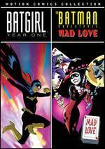 Batgirl Year One The Batman Adventures Mad Love