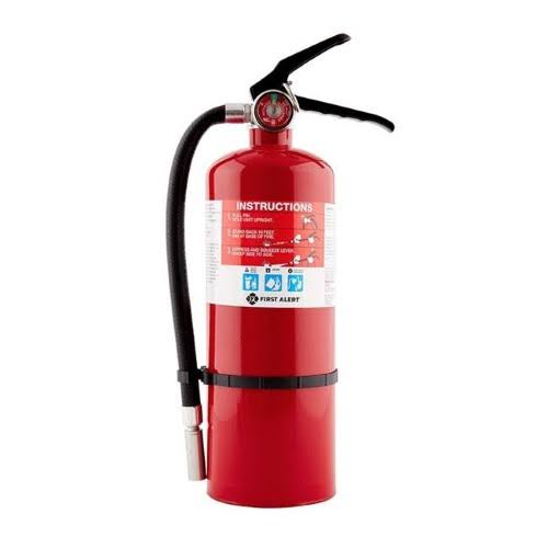 First Alert Premium Rechargeable Fire Extinguisher - 5lb