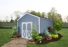Suncast Alpine Shed Extension by Landscape Around Shed Cottage Style Storage Shed Shed Ideas