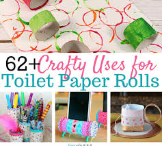 Toilet Paper Roll Crafts 62 Uses For Rolls