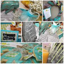 A Southern Hostess Elephant Themed Baby Shower