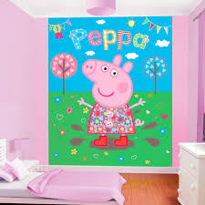 Image Of Peppa Pig Bedroom Ideas