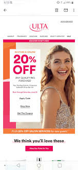Ulta 20% Off Code! Includes Prestige : MUAontheCheap Gorgeous Hair Event Ulta Beauty 20 Off Ulta Coupon October 2019 Zappos Coupons And Promo Codes September Off Universal One Nonprestige Item Online Skin Beauty Mall Code Recent Discounts Shipping Ccinnati Ohio Great Wolf Lodge 21 Stores You Shouldnt Shop Unless Have A Coupon The Promo 2018 Snappy Nails Broomfield Battery Mart Everything April Ulta 7 Best 350 Sep Honey Apple Discount For Teachers Inksmile Com