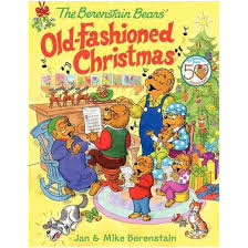 The Berenstain Bears Christmas Tree Book by Berenstain Bears U0027 Old Fashioned Christmas Hardcover Jan