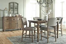 Ashley Furniture Table And Chairs Fabulous Dining Room Sets Set Freedom To