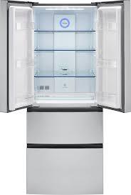Counter Depth Refrigerator Width 30 by Amazon Com Haier 15 Cu Ft French Door Refrigerator 28