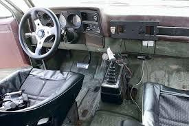 129 0602 07 Z 1986 Chevy K5 Blazer steering Interior