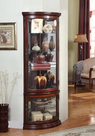 Pulaski Glass Panel Display Cabinet by Curio Cabinets Ikea Buffet Table Ikea Reclaimed Wood Buffet Ikea