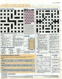 Rebekah Brooks Savaged In Final News The World Crossword Clues