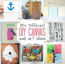 Wall Art Diy Canvas Ideas Tutorials Image Tutorial