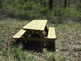 Uline Storage Cabinets Assembly Instructions by The Picnic Table The Reluctant Forester
