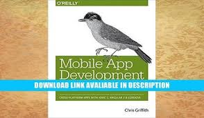 D0wnload Online Mobile App Development With Ionic 2 Cross Platform Apps Angular And