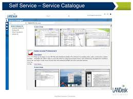 Landesk Service Desk Web Services by South Florida Hdi Event Managing Service Delivery