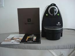 Nespresso C100 Essenza Automatic Single Serve Espresso Machine Maker Black