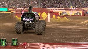100 Monster Truck Freestyle Jam Mohawk Warrior East Rutherford New Jersey