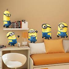 Cute Minion Kids Bedroom Designs
