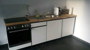 küche inkl elektrogeräte dunstabzugshaube und kühlschrank