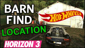 Hot Wheels Barn Find Location + Car! Forza Horizon 3 Hot Wheels ... Forza Horizon 2 Barn Find 4 Location San Giovanni Ferrari 3 Barn Find Locations Youtube Sunglasses New Barn Findi Cant Find It Message Board For Meyers Manx Forza Horizon Here Is Where To All 15 Finds In That Isnt Linked A Discussion Guide All Locations Revealed 11 Coober Pedy New 16th Vehicle And Blizzard Mountain Of Off