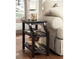 Mestler Side Chair By Ashley by Signature Design By Ashley Mestler Chairside End Table With