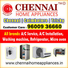 Chennai Home Appliances Service Centers Ganapathy AC Repair