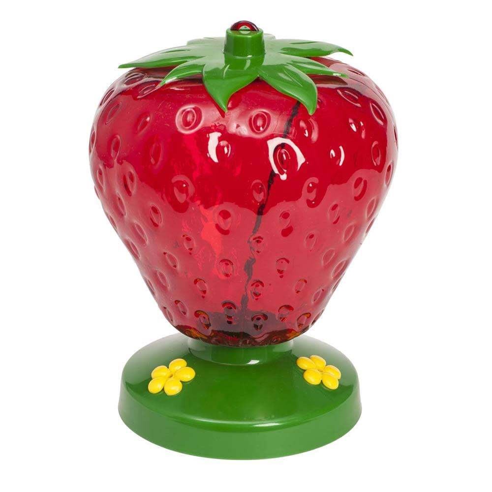 Perky-Pet Products 260 Fruit Hummingbird Feeders - Red, 48-Ounce