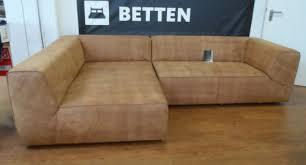 bullfrog sofa couch ecke rancho leder braun lp 3 570 ebay